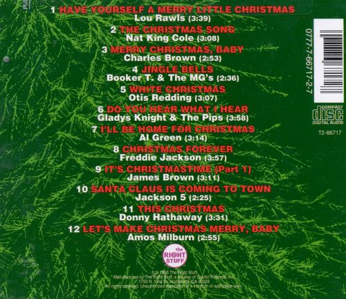 the ultimate rb christmas the ultimate rb christmas - Best Rb Christmas Songs