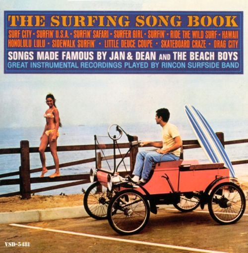 The Surfing Song Book