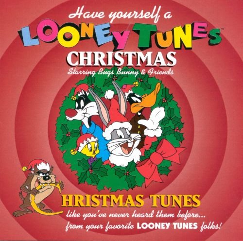 have yourself a looney tunes christmas - Elmer Fudd Blue Christmas