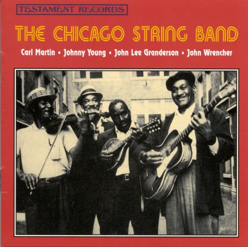 The Chicago String Band