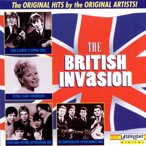 The British Invasion [Laserlight]