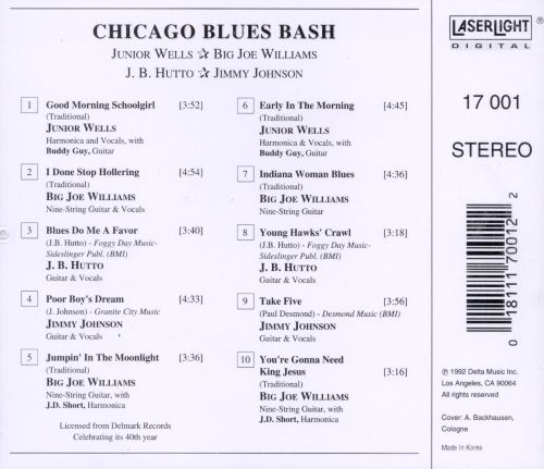 Chicago Blues Bash