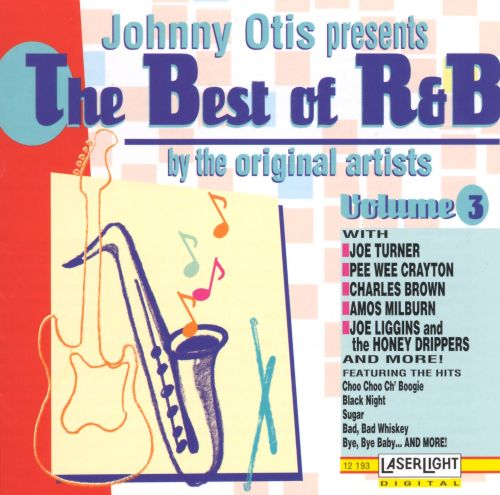 Johnny Otis Presents: The Best of R&B, Vol. 3