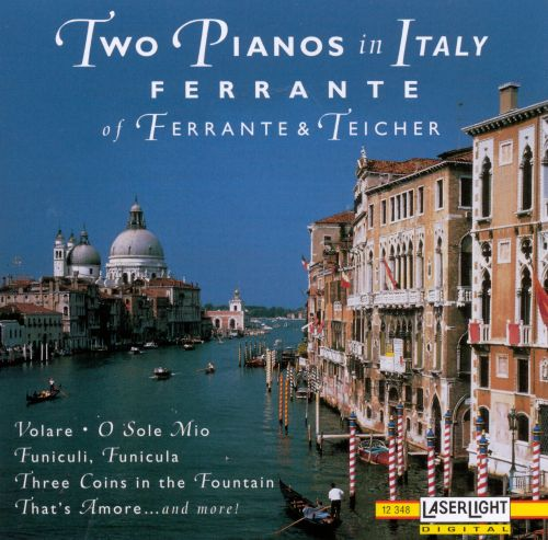 Two Pianos in Italy