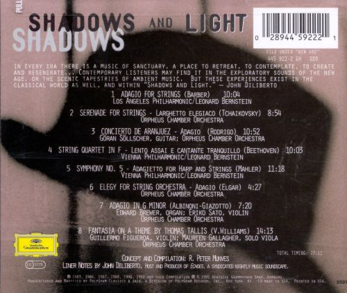 Shadows and Light: Ambient Music from Another Time