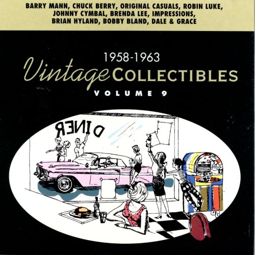 Vintage Collectibles, Vol.  9: 1958-1963