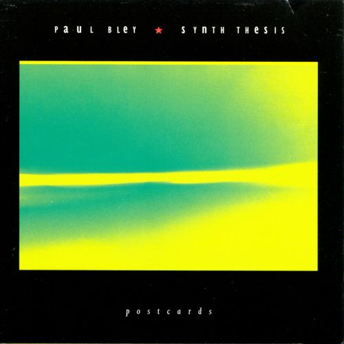 paul bley synth thesis