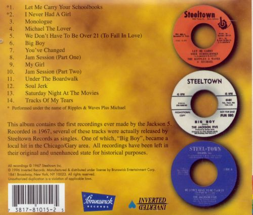 Pre-History: The Lost Steeltown Recordings