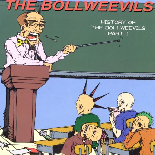 The History of the Bollweevils, Vol. 1