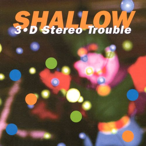 3-D Stereo Trouble
