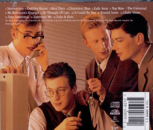 The Great Escape Blur Songs Reviews Credits Allmusic