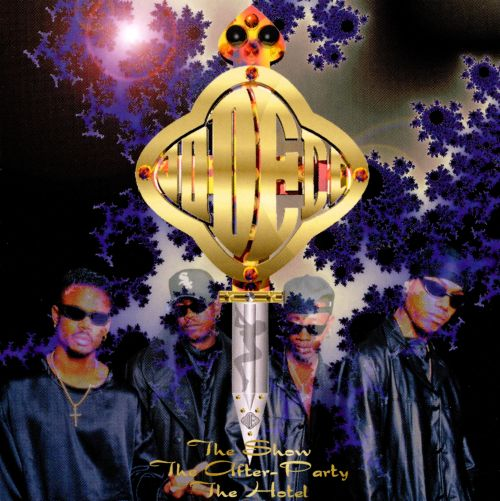 Jodeci The Show, The After Party, The Hotel