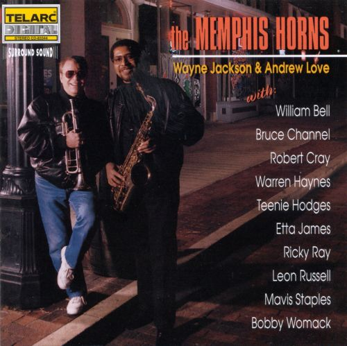 The Memphis Horns with Special Guests