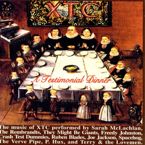 A Testimonial Dinner: The Songs of XTC