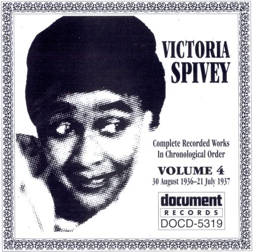 Complete Recorded Works, Vol. 4 (1936-1937)