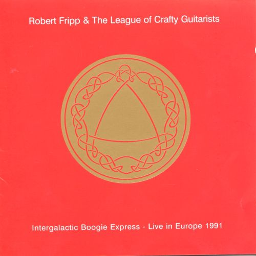 Intergalactic Boogie Express: Live in Europe 1991
