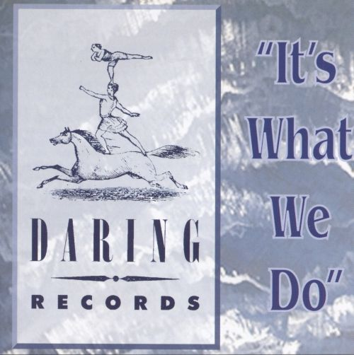 It's What We Do, Vol. 1, 1995