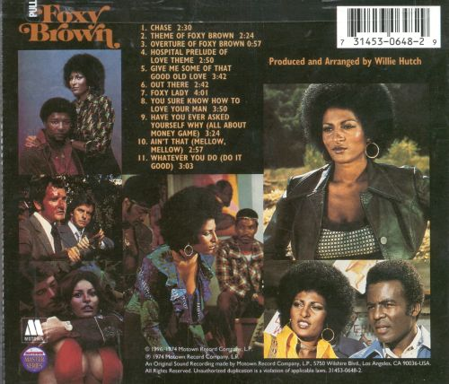 Foxy Brown [Original Soundtrack]