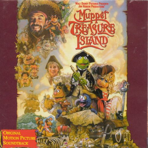 Muppet Treasure Island [Original Motion Picture Soundtrack]