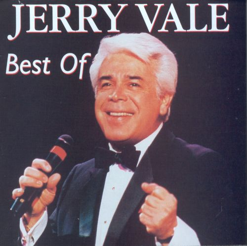 The Best of Jerry Vale Live