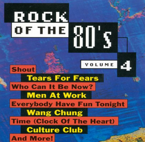 Rock of the '80s, Vol. 4