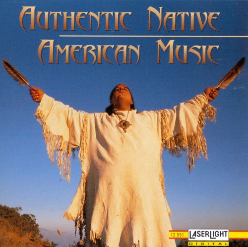 Authentic Native American Music [1995]
