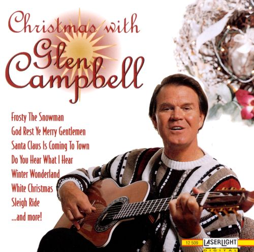 Christmas with Glen Campbell [Delta]
