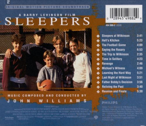 Sleepers [Original Motion Picture Soundtrack]