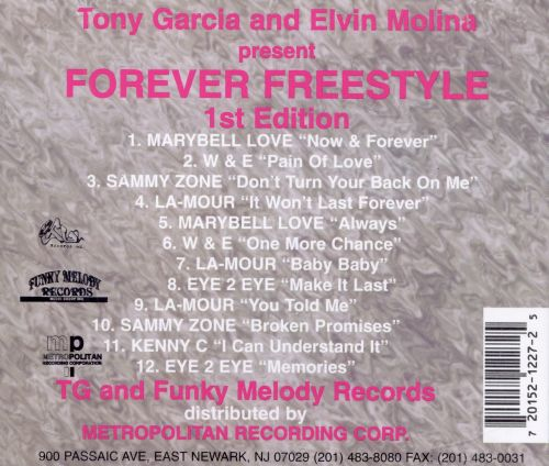 Forever Freestyle: 1st Edition
