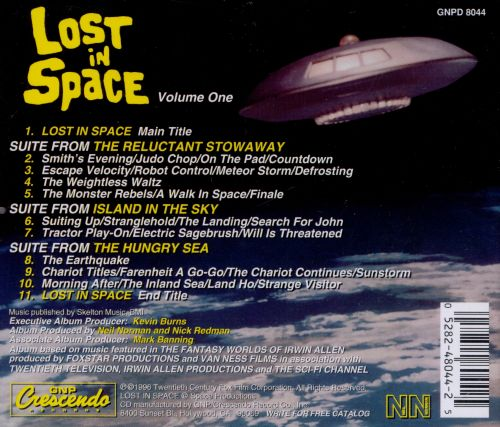 Lost in Space, Vol. 1
