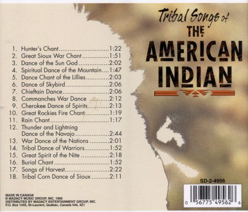 Tribal Songs of the American Indian