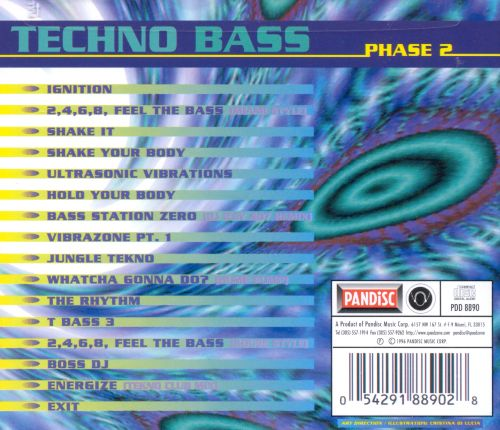 Techno-Bass, Phase 2