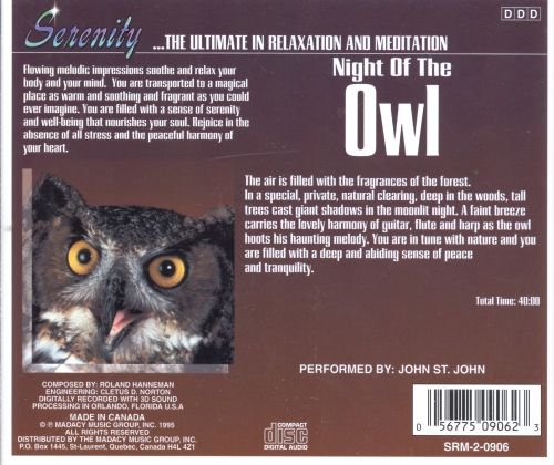 Nature Whispers: Night of the Owl