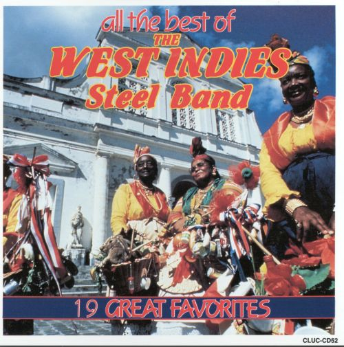 All the Best from the West Indies Steel Band