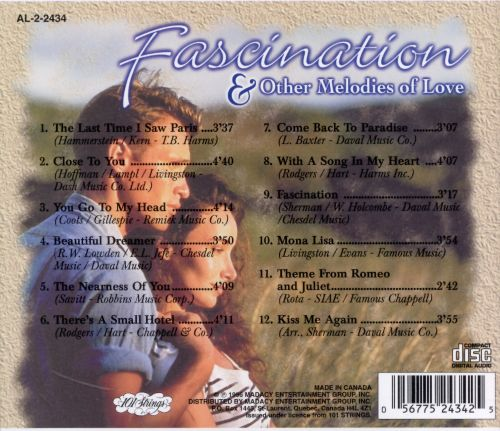 Fascination & Other Melodies of Love