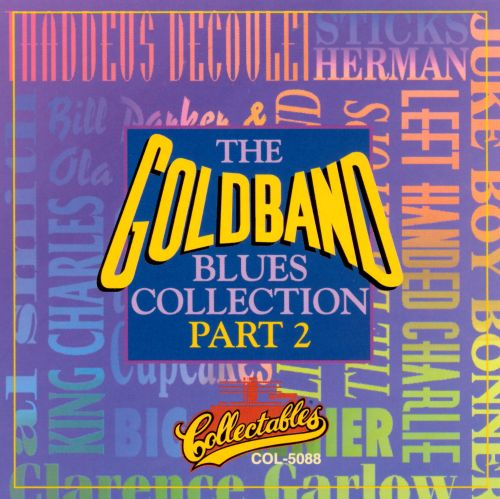 The Goldband Blues Collection, Vol. 2