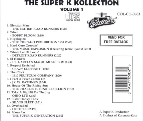 The Super K Kollection, Vol. 1