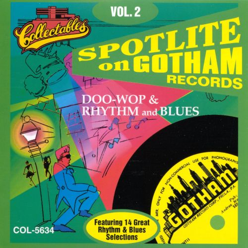 Spotlite on Gotham Records, Vol. 2