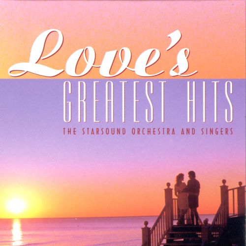 Love's Greatest Hits [K-Tel]