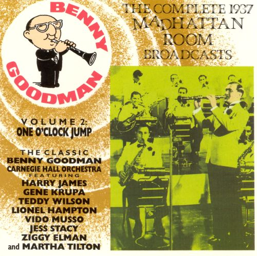 The Complete 1937 Madhattan Room Broadcasts, Vol. 2