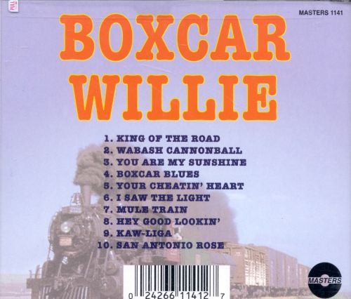 Boxcar Country