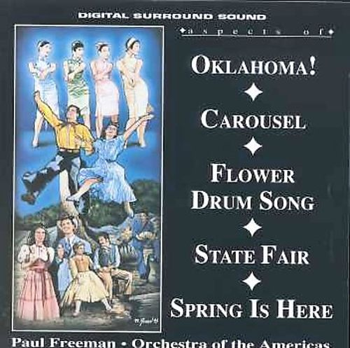 Aspects of Oklahoma!/Carousel/Flower Drum Song/State Fair/Spring Is Here