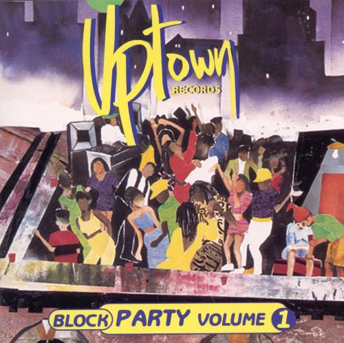 Uptown Records Block Party, Vol. 1