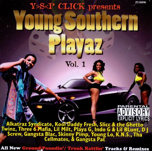 Young Southern Playaz, Vol. 1