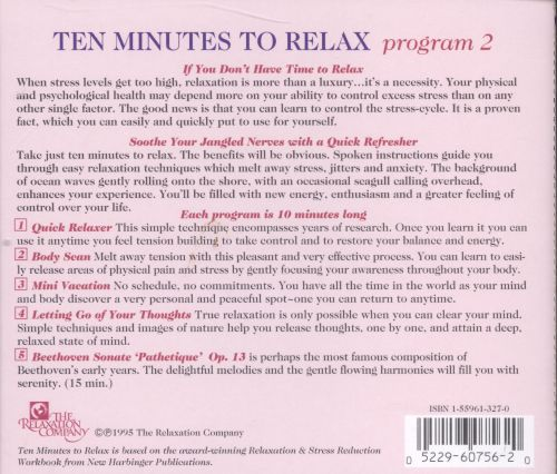 10 Minutes to Relax, Vol. 2