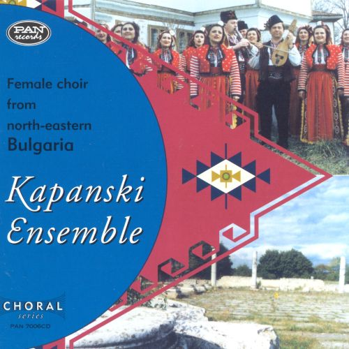 Female Choir From North-Eastern Bulgaria