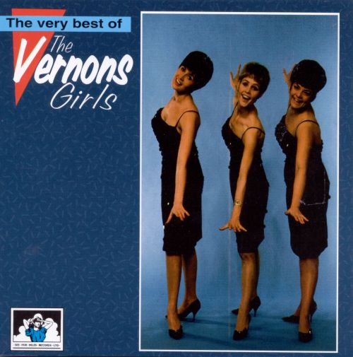 Image result for THE VERNON GIRLS DISCOGRAPHY