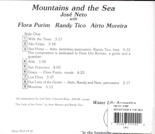 Mountains and the Sea