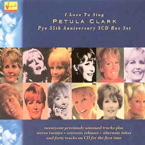 I Love to Sing: Pye 35th Anniversary
