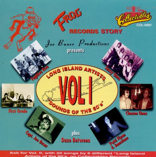 Frog Records Story, Vol. 1: Long Island Artists